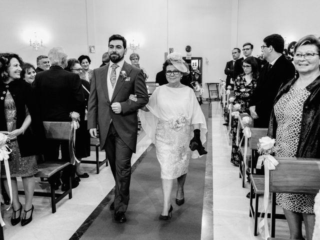 La boda de Antonio y Mª Ángeles en Churriana, Málaga 30