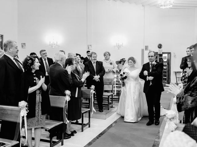 La boda de Antonio y Mª Ángeles en Churriana, Málaga 32