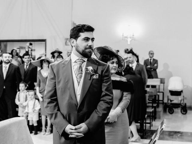 La boda de Antonio y Mª Ángeles en Churriana, Málaga 33