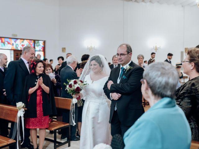 La boda de Antonio y Mª Ángeles en Churriana, Málaga 34