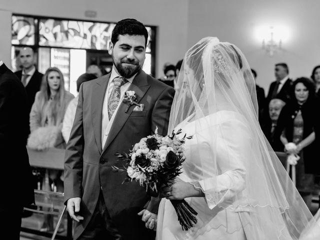 La boda de Antonio y Mª Ángeles en Churriana, Málaga 35