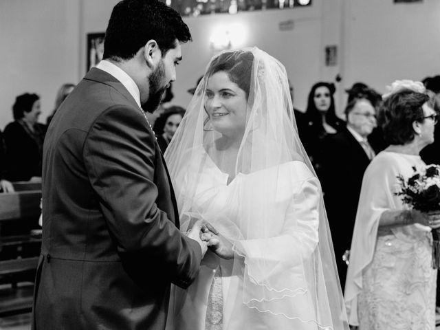 La boda de Antonio y Mª Ángeles en Churriana, Málaga 40