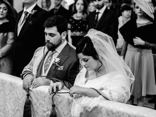 La boda de Antonio y Mª Ángeles en Churriana, Málaga 43