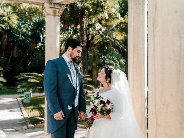 La boda de Antonio y Mª Ángeles en Churriana, Málaga 44