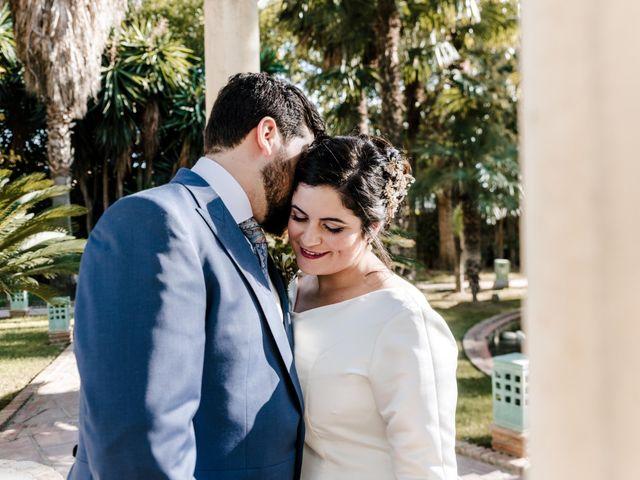 La boda de Antonio y Mª Ángeles en Churriana, Málaga 45