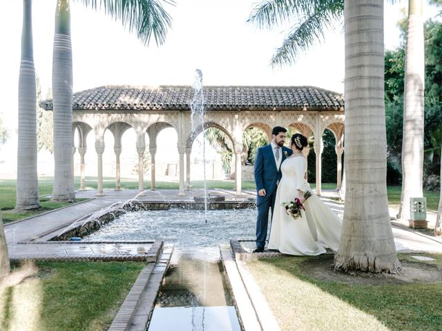 La boda de Antonio y Mª Ángeles en Churriana, Málaga 46