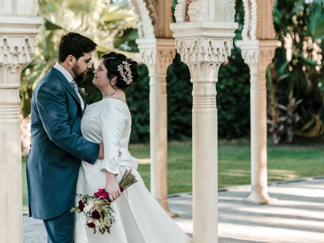 La boda de Antonio y Mª Ángeles en Churriana, Málaga 47