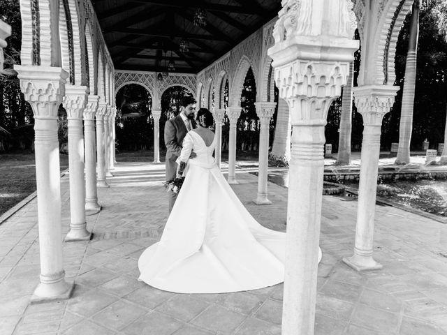 La boda de Antonio y Mª Ángeles en Churriana, Málaga 49