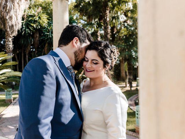 La boda de Antonio y Mª Ángeles en Churriana, Málaga 50