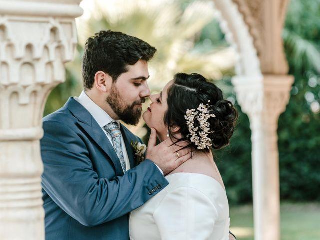 La boda de Antonio y Mª Ángeles en Churriana, Málaga 53