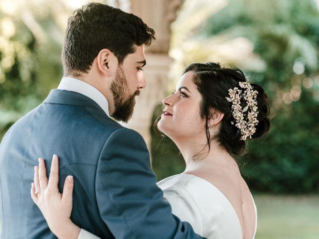 La boda de Antonio y Mª Ángeles en Churriana, Málaga 54