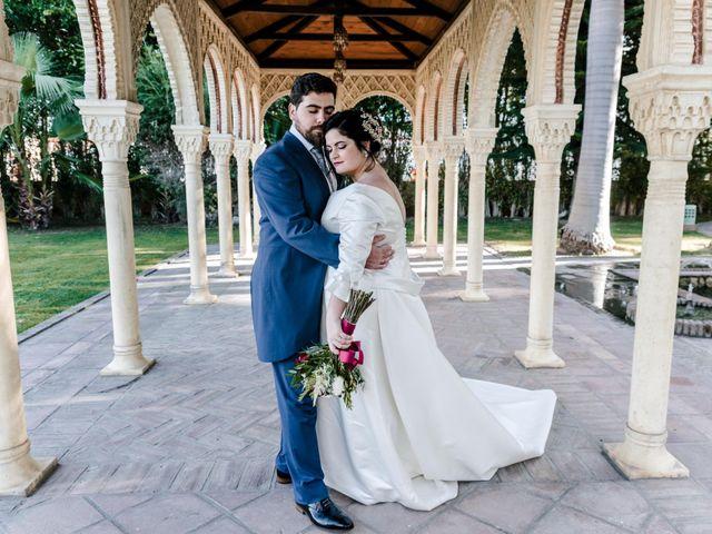 La boda de Antonio y Mª Ángeles en Churriana, Málaga 55