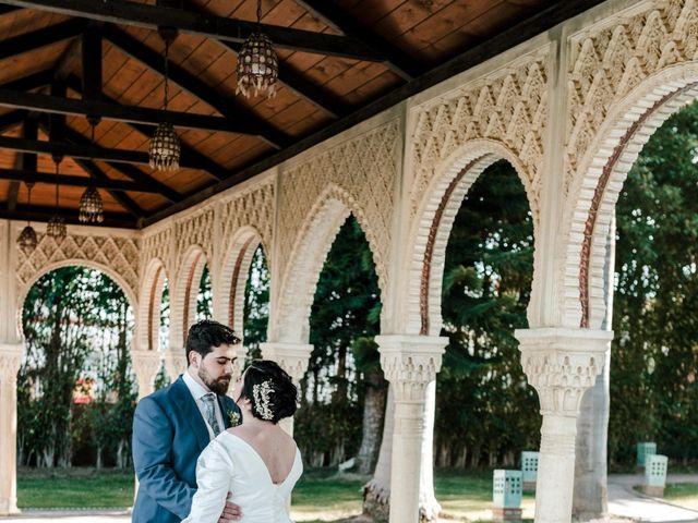 La boda de Antonio y Mª Ángeles en Churriana, Málaga 57