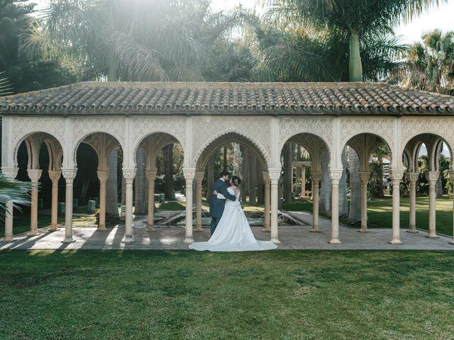 La boda de Antonio y Mª Ángeles en Churriana, Málaga 59