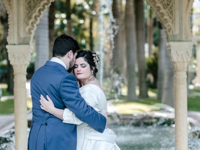 La boda de Antonio y Mª Ángeles en Churriana, Málaga 61