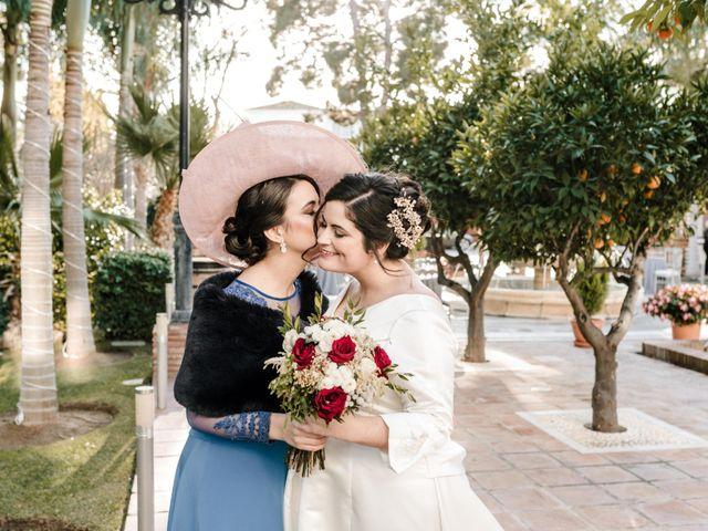 La boda de Antonio y Mª Ángeles en Churriana, Málaga 74
