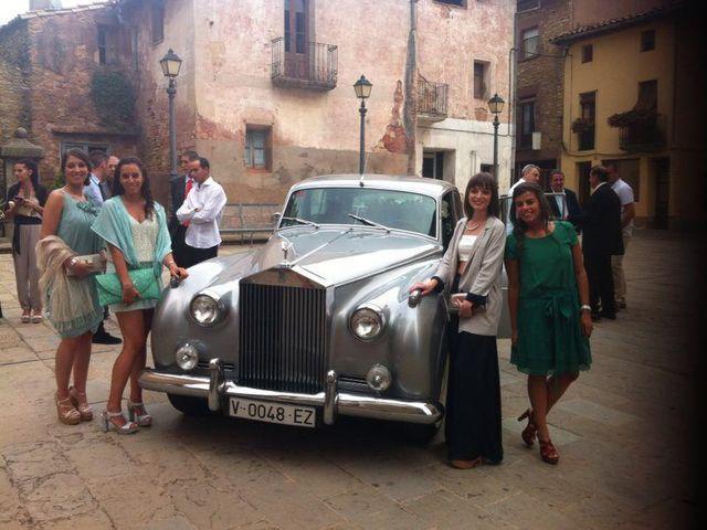 La boda de Roger y Estefanía en Seva, Barcelona 1
