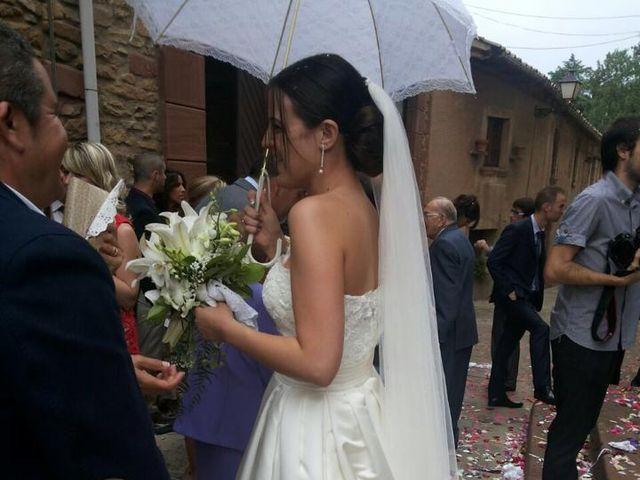 La boda de Roger y Estefanía en Seva, Barcelona 9