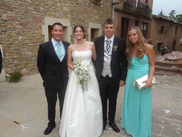 La boda de Roger y Estefanía en Seva, Barcelona 12
