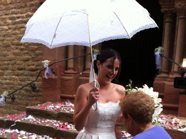 La boda de Roger y Estefanía en Seva, Barcelona 15