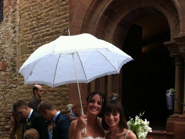 La boda de Roger y Estefanía en Seva, Barcelona 16