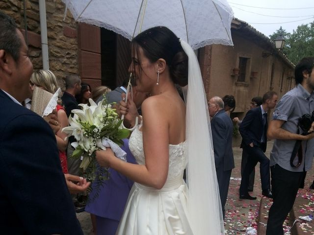 La boda de Roger y Estefanía en Seva, Barcelona 21