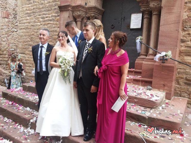 La boda de Roger y Estefanía en Seva, Barcelona 23