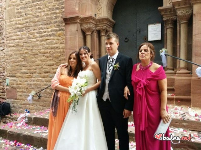 La boda de Roger y Estefanía en Seva, Barcelona 27