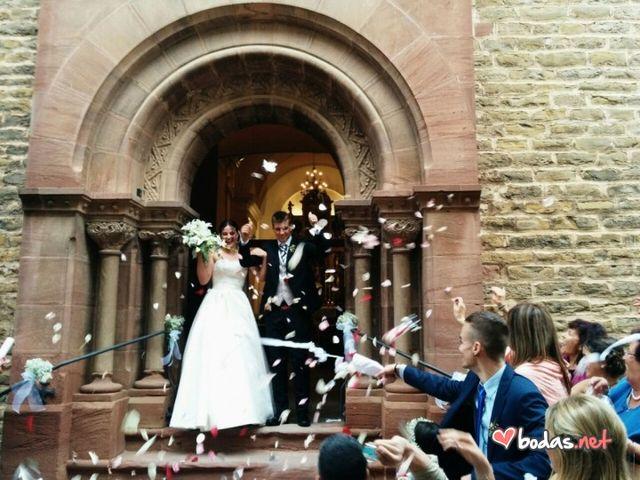 La boda de Roger y Estefanía en Seva, Barcelona 31