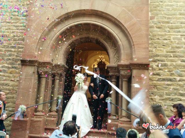 La boda de Roger y Estefanía en Seva, Barcelona 33