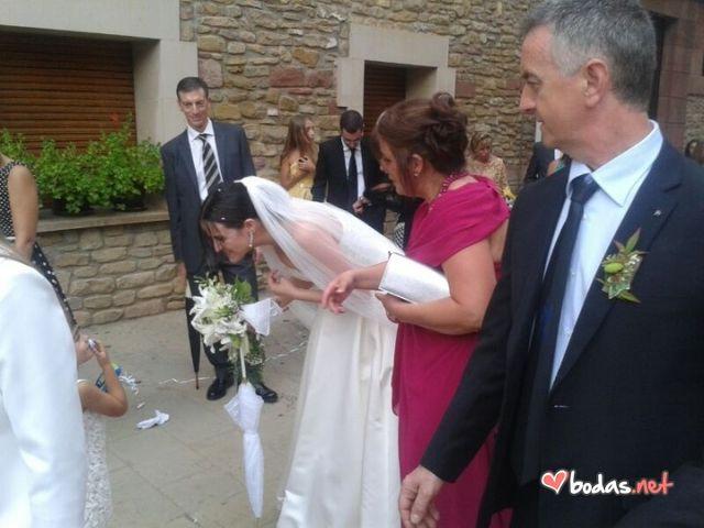 La boda de Roger y Estefanía en Seva, Barcelona 35