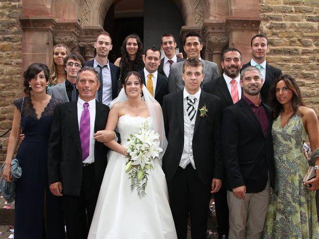 La boda de Roger y Estefanía en Seva, Barcelona 41