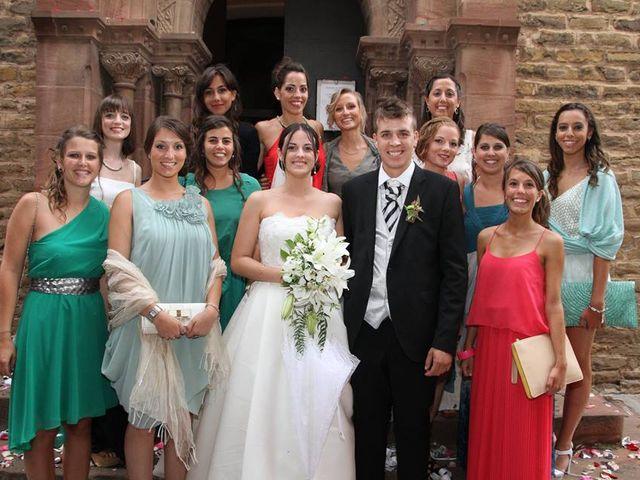 La boda de Roger y Estefanía en Seva, Barcelona 42