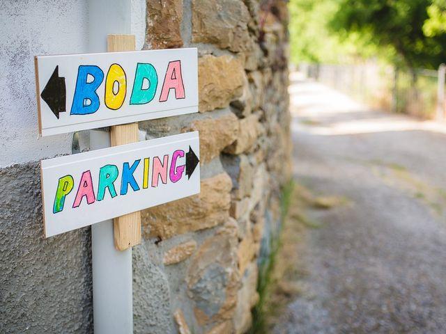 La boda de Kike y Patricia en Las Vilas Del Turbon, Huesca 2