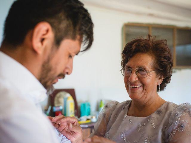 La boda de Kike y Patricia en Las Vilas Del Turbon, Huesca 11