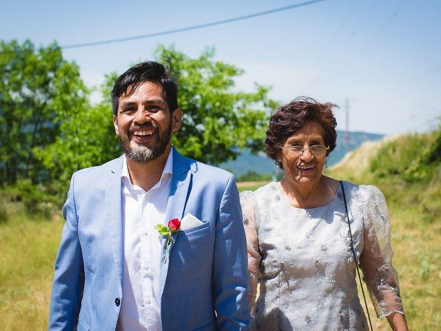 La boda de Kike y Patricia en Las Vilas Del Turbon, Huesca 28