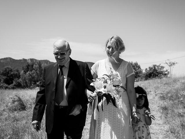 La boda de Kike y Patricia en Las Vilas Del Turbon, Huesca 31