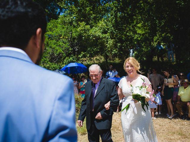 La boda de Kike y Patricia en Las Vilas Del Turbon, Huesca 33