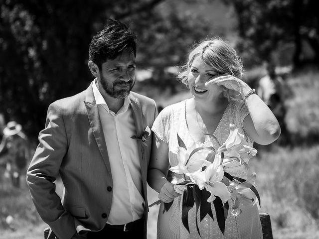 La boda de Kike y Patricia en Las Vilas Del Turbon, Huesca 35