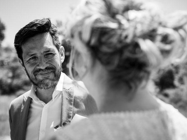 La boda de Kike y Patricia en Las Vilas Del Turbon, Huesca 38
