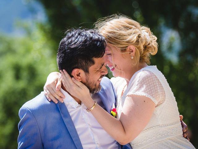 La boda de Kike y Patricia en Las Vilas Del Turbon, Huesca 40