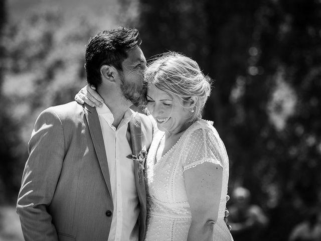 La boda de Kike y Patricia en Las Vilas Del Turbon, Huesca 41