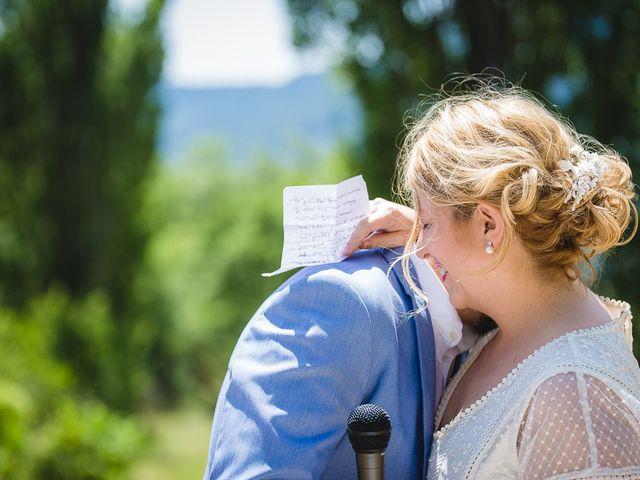 La boda de Kike y Patricia en Las Vilas Del Turbon, Huesca 42