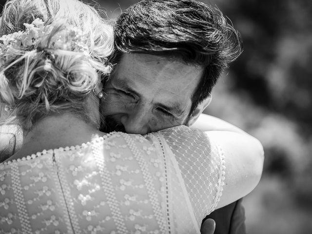 La boda de Kike y Patricia en Las Vilas Del Turbon, Huesca 43
