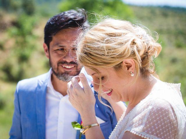 La boda de Kike y Patricia en Las Vilas Del Turbon, Huesca 44