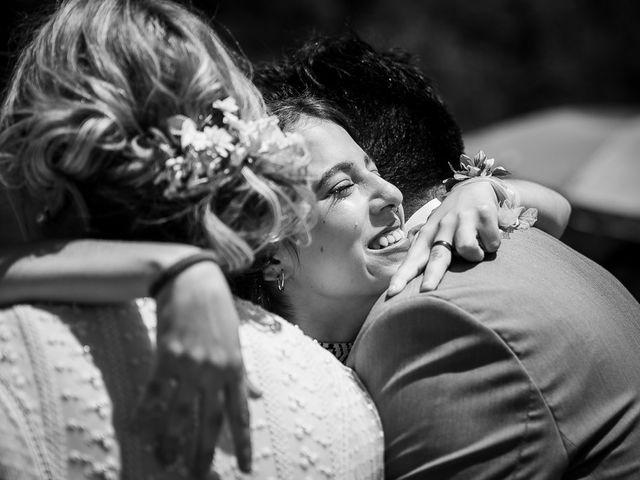 La boda de Kike y Patricia en Las Vilas Del Turbon, Huesca 45
