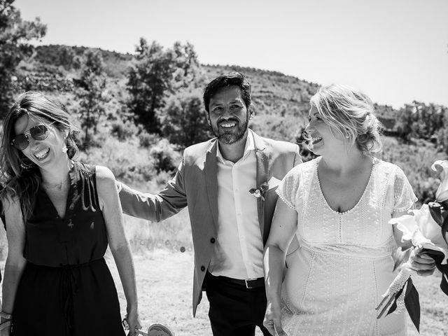 La boda de Kike y Patricia en Las Vilas Del Turbon, Huesca 46
