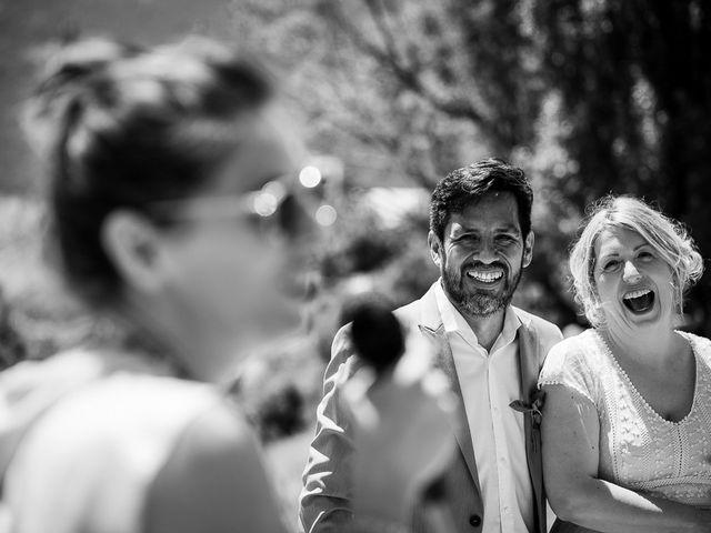 La boda de Kike y Patricia en Las Vilas Del Turbon, Huesca 47