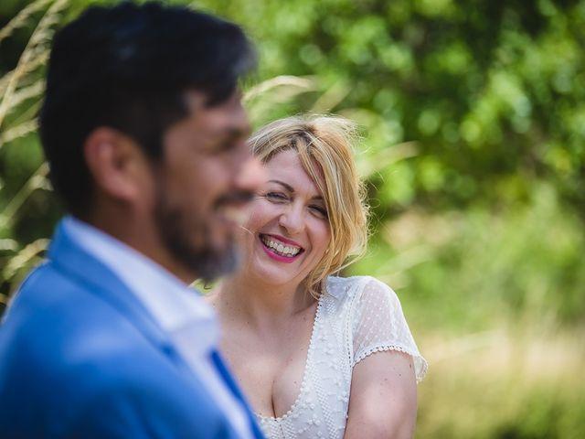 La boda de Kike y Patricia en Las Vilas Del Turbon, Huesca 50
