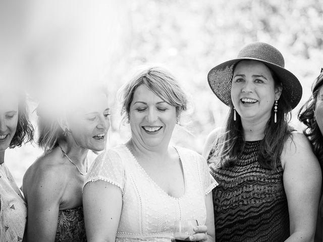 La boda de Kike y Patricia en Las Vilas Del Turbon, Huesca 53